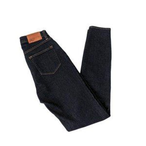 J Crew Lookout High Rise Skinny Jeans Size 25